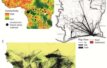 Containing The Ebola Outbreak — The Potential And Challenge Of Mobile Data